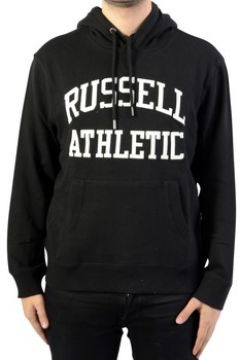 Sweat-shirt Russell Athletic Sweat à Capuche Iconic Tackle Twill Hoody(115518103)