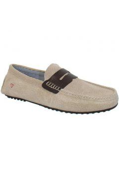 Chaussures Guess Mocassins ref_guess40711-beige(88451796)