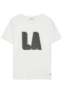 T-shirt La Panoplie Tee Print LA(115502759)