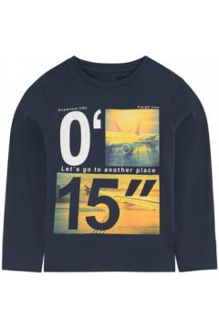 T-shirt enfant Mayoral T-shirt garçon motif devant(115497765)