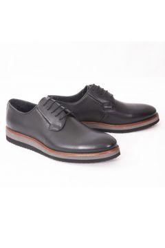İgs Erkek Siyah Deri Ayakkabı I20s4591M1000(124469807)