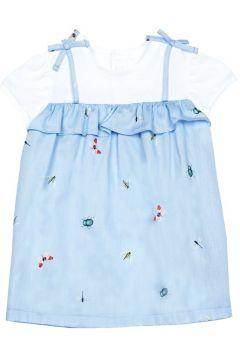 Kleid Insekten mit Rüschen(117296022)