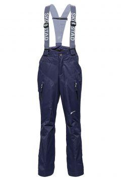 Gaustadblikk 2-Layer Technical Ski Trousers Outerwear Snow/ski Clothing Snow/ski Pants Blau SKOGSTAD(114156329)