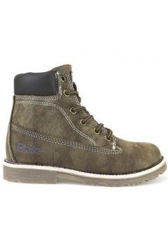 Boots enfant Blaike bottines marron cuir AH153(115393349)