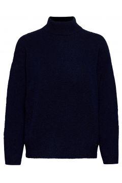 Norakb Turtleneck Rollkragenpullover Poloshirt Schwarz KAREN BY SIMONSEN(120674110)