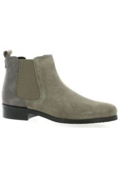 Boots We Do Boots cuir velours(98529284)