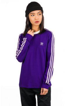 adidas Originals 3 STR Long Sleeve T-Shirt paars(96894368)