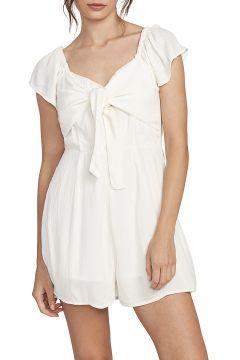 Volcom Coco Romper Damen Playsuit - White(111101653)