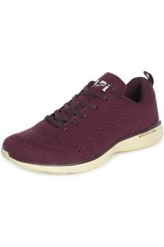 Chaussures Athletic Propulsion Labs Techloom Pro Burgundy(88558651)