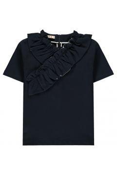 Sweatshirt mit Rüschen(113867813)