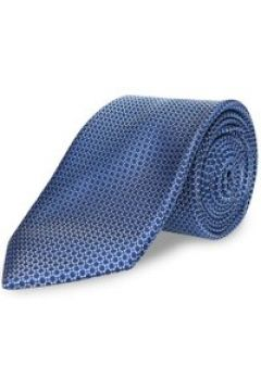 Boss Boss Cirle 7.5cm Tie Sn94 - Navy 418(108504743)