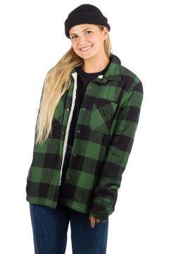 Volcom Plaid About You Shirt LS groen(95394164)