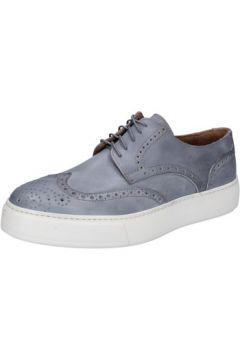 Chaussures Di Mella élégantes gris cuir AB931(115393886)