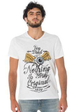 T-shirt Von Dutch T-SHIRT EYES BL(127912591)