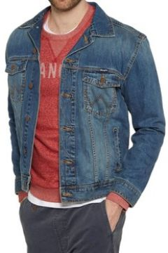 Veste Wrangler Blouson en jeans H Bleu(115466471)