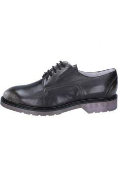 Chaussures Cult élégantes noir cuir BT284(115442773)