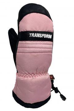 Gants de ski Transform Throwback - Pink(111328837)