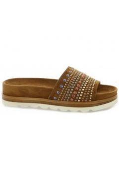 Sandales Essedonna Nu pieds cuir velours(127909426)