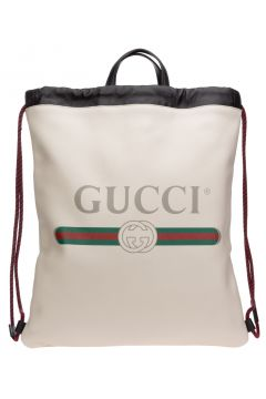 Men's leather rucksack backpack travel(118205691)