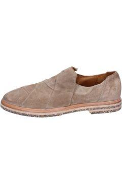 Chaussures Moma slip on beige daim BT181(115442749)