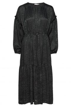 Tyynet Karuselli Dress Kleid Knielang Schwarz MARIMEKKO(117082533)