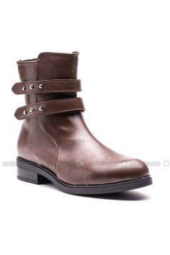 Brown - Boot - Boots - Esem(110336585)