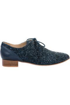 Chaussures Ambiance Chaussures à lacets femme - - Bleu - 36(127933615)