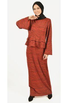 Robe PLİSTRE Brique(125456815)