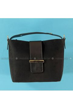 Black - Shoulder Bags - Marjin(110338025)