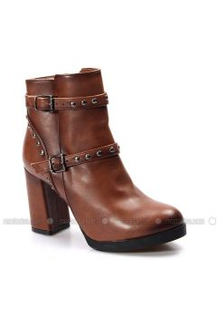 Tan - Boot - Boots - Fast Step(110317586)