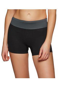 Wetsuit Shorts Femme Xcel 3/1 mm Paddleshort - Black Grey(111319926)