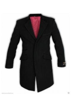 Manteau De La Creme Manteau en velours de laine et cachemire(98473883)
