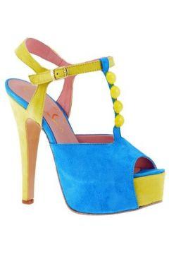 Chaussures escarpins Cuomo Sandalo Tacco 140 Talons-Hauts(115499748)