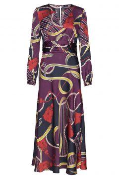 Treasure Trove Midi-Dress Maxikleid Partykleid Bunt/gemustert MARCIANO BY GUESS(114163925)