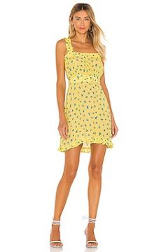Платье с поясом mid summer - FAITHFULL THE BRAND(125434960)
