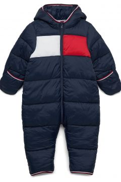 Baby Flag Skisuit Outerwear Thermo Outerwear Thermo Suits Blau TOMMY HILFIGER(117870101)