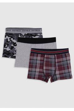 Sous-vêtements Pour Enfants LC WAIKIKI Bordeaux(107233800)