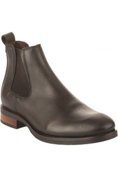 Boots First Collective Boots homme - - Marron fonce - 40(127990292)