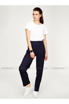 Navy Blue - Pants - Minimal Moda(110331144)