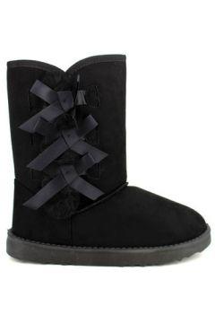 Bottes neige Cendriyon Bottines Noir Chaussures Femme(88709895)