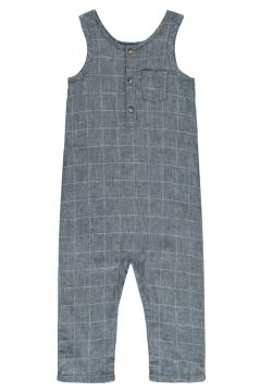 Chambray Overall Karomuster(113867430)