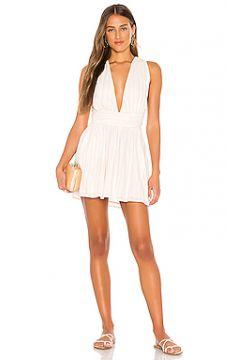 Мини платье campbell - Beach Bunny(115063563)