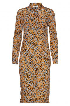 Luigi Dress Kleid Knielang Orange NUÉ NOTES(114163359)