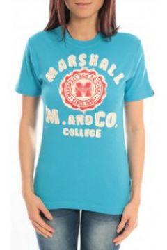 T-shirt Sweet Company T-shirt Marshall Original M and Co 2346 Bleu(127873845)