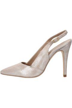Sandales Carmens Padova sandales gris cuir suédé AF503(115393386)