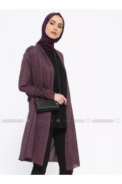 Purple -- Cardigan - Tavin(110321313)