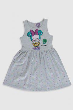 Çocuk Kız Çocuk Minnie Mouse Baskılı Gecelik(113130415)