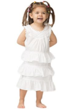 Robe enfant La Cotonniere ROBE NINA(115608655)