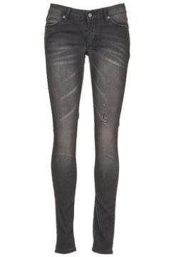 Jeans Cheap Monday SLIM THROUWBACK BLACK(98744903)