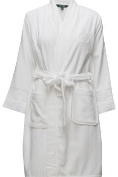 Lrl Essential The Greenwich Robe Bademantel Weiß LAUREN RALPH LAUREN HOMEWEAR(109111993)